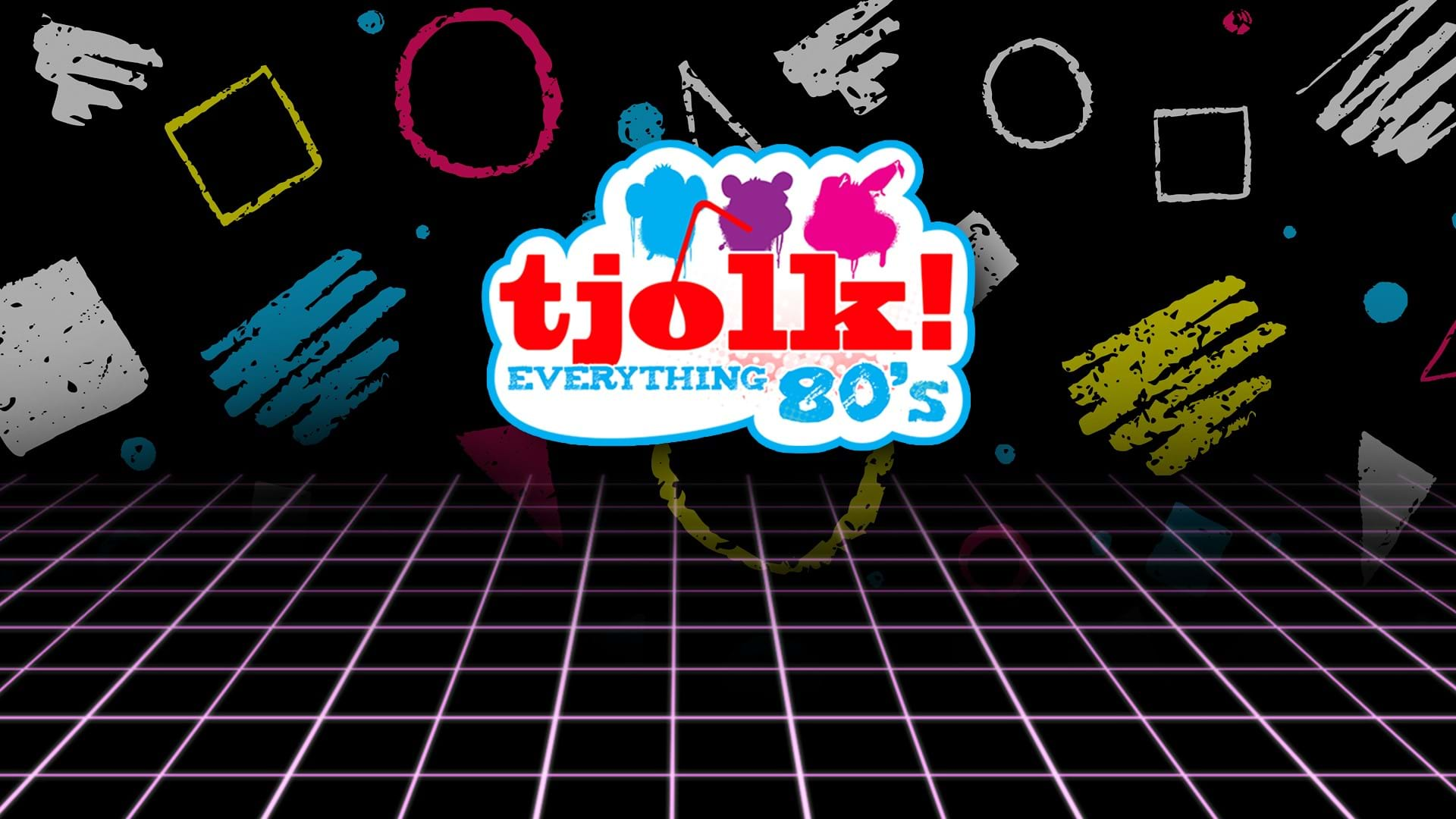 Tjolk! Everything 80's