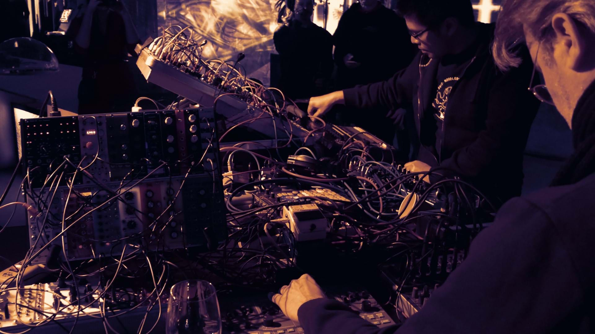 GOGBOT x Experimental Electronics & Modular Night