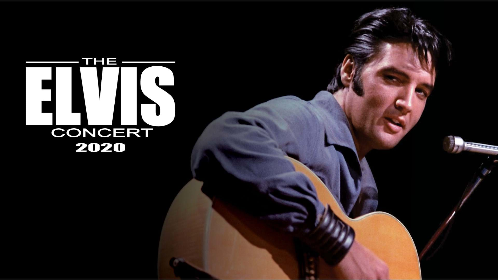 The Elvis Concert 2020 - ft. original musicians